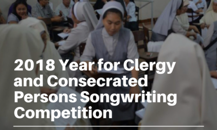 CBCP seeks entries for songwriting contest