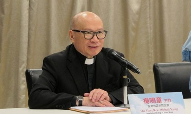New bishop succeeds in Hong Kong ‎