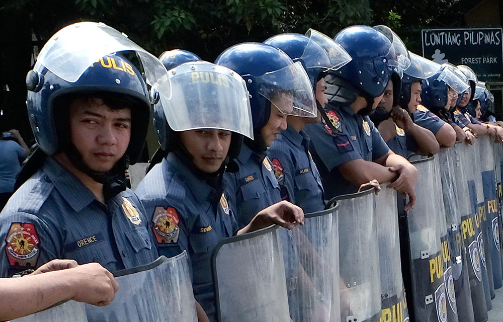 Prelate wants 'intense' spiritual formation for cops