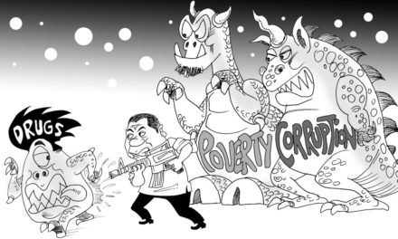 Editorial Cartoon Vol 21 No 17