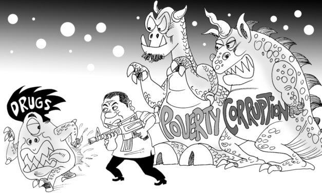 Editorial Cartoon Vol 21 No 17