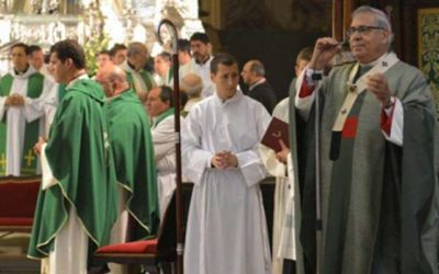 Spanish court throws out 'hate crime' complaint against archbishop