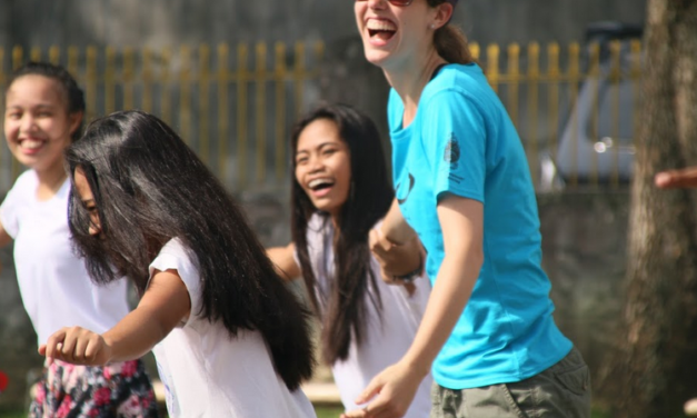 Heidi meets Juan: Swiss & PH youth's powerful encounters through play