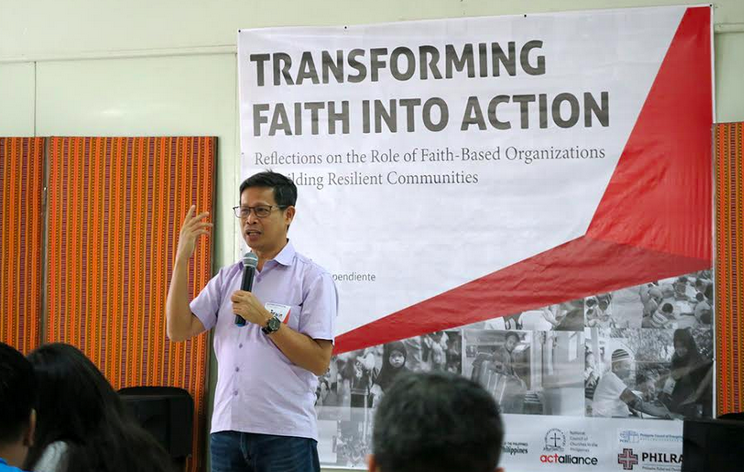 Faith in action: FBOs in social work