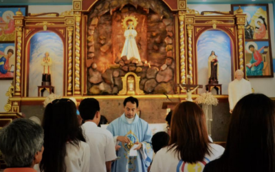 6 elements to foster unity in parishes