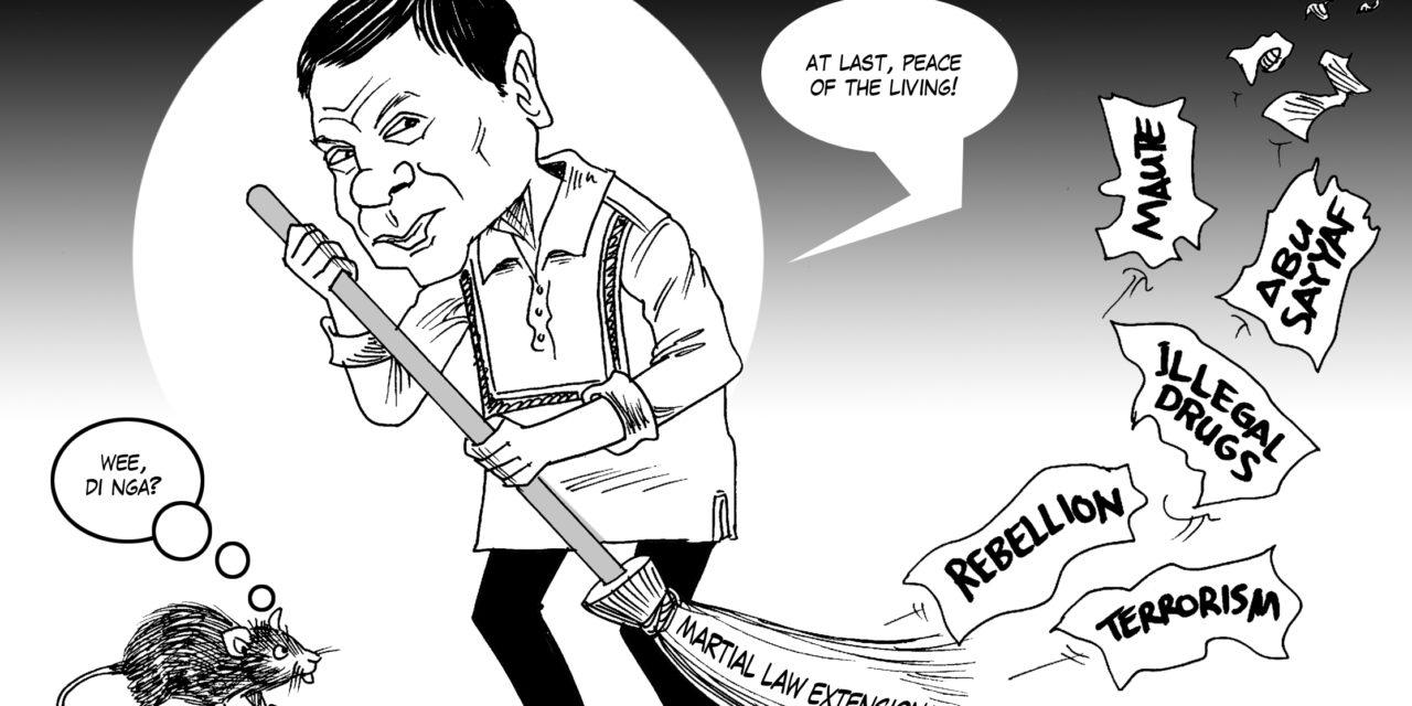 Editorial Cartoon Vol 21 No 15