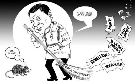 Editorial Cartoon Vol 21 No 15