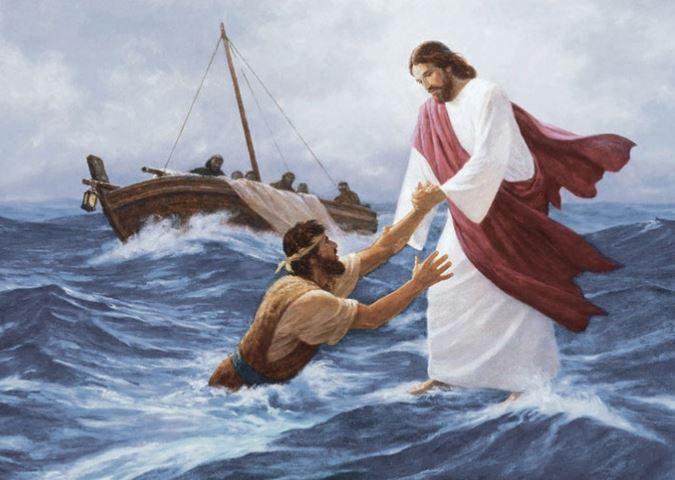 Feeling secure under God's care