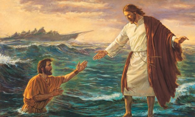 Does God come to save His people in the midst of crisis?