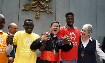 Respect immigrants; they aren't the enemy, Caritas says