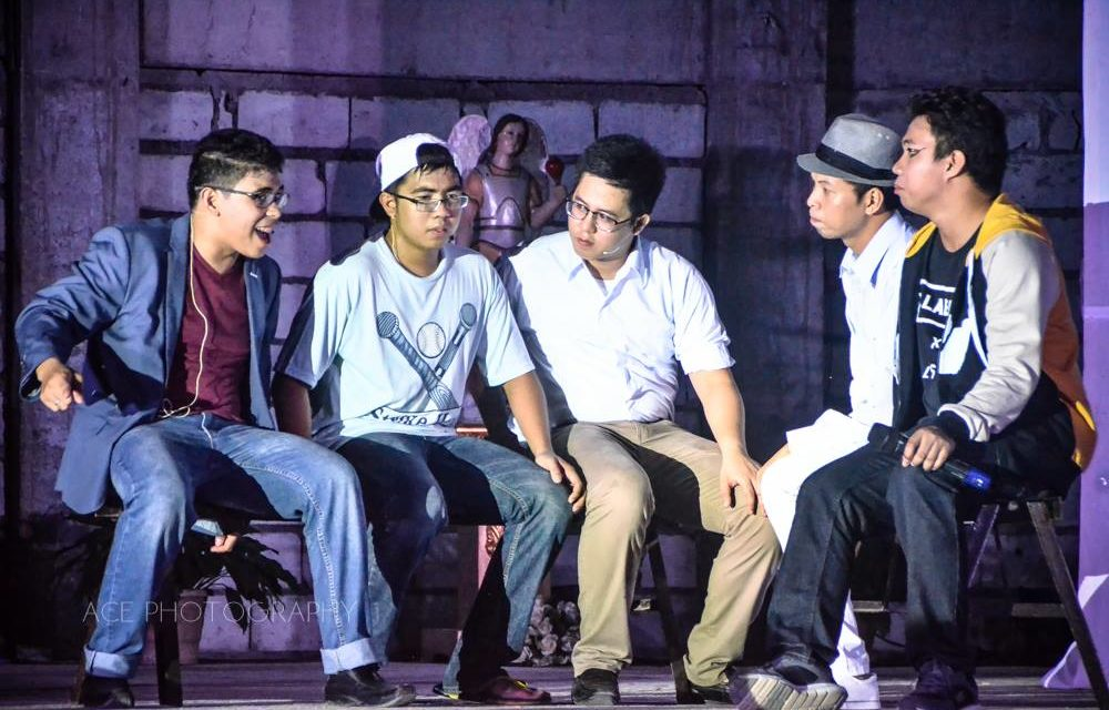 EJKs get spotlight in seminarians' docu-play