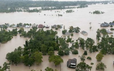Barred from disaster relief, damaged Texas churches sue government
