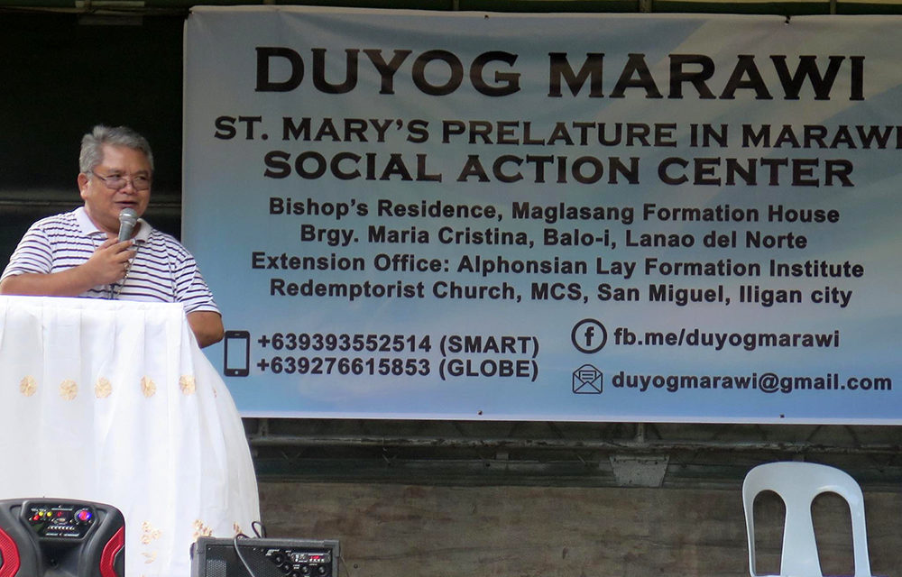 Bishop urges gov't: Don't disregard lives of Maute hostages