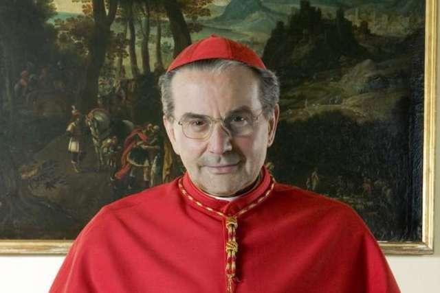 Cardinal Carlo Caffarra, second of four 'dubia' cardinals, dies at 79