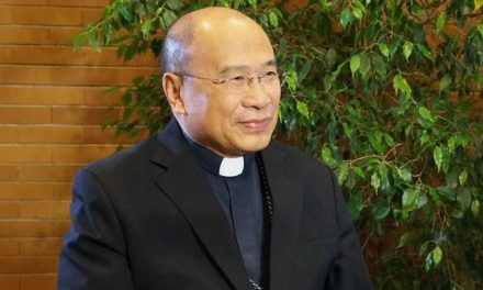 Hong Kong bishop talks Church-state relations, hopes for the future
