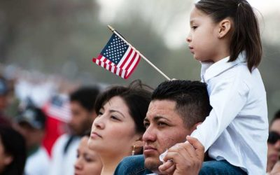 How the US Church is 'sharing the journey' with immigrants
