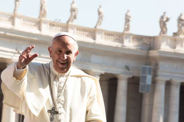 A little bit of 'youthful euphoria' is healthy for Christian life, Pope says