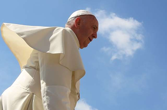 Pope Francis wants 'missionary' parishes