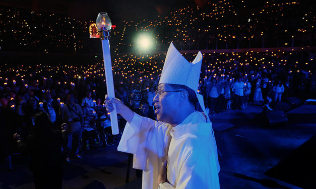 Cardinal Tagle: 'We cannot govern the nation by killing'