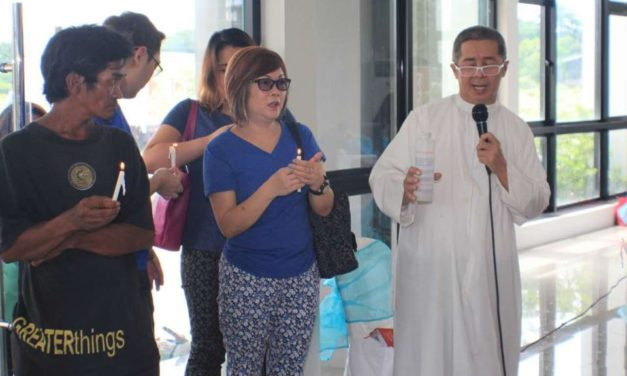 Parish finds job for over 50 parishioners