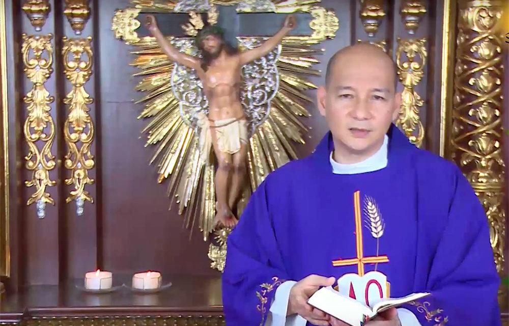 Pope names Leyte priest new Naval bishop