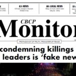 CBCP Monitor Vol 21 No 21