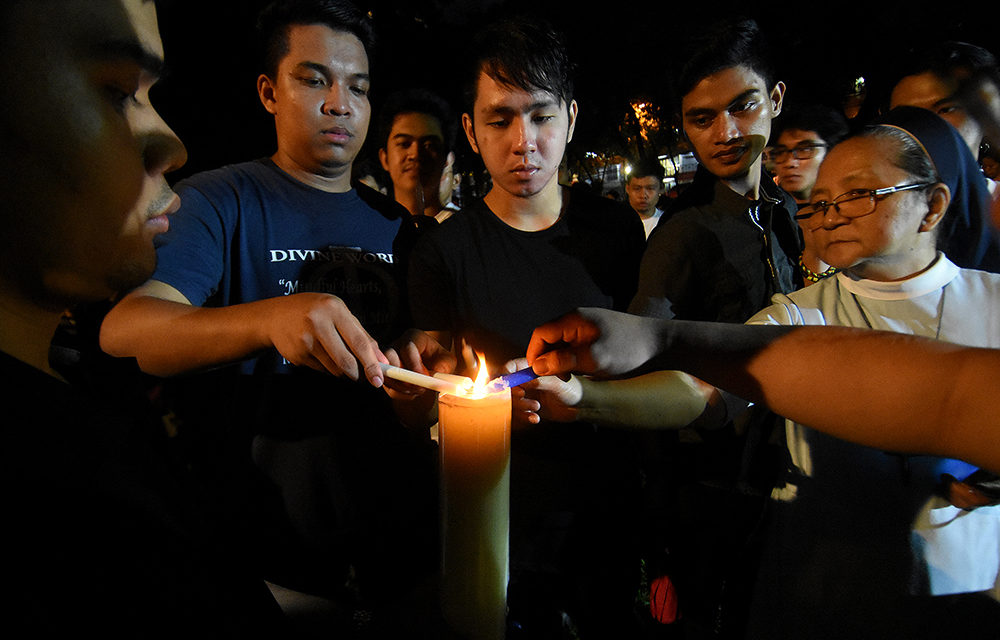 Church urges faithful to join 'heal the nation' Edsa procession