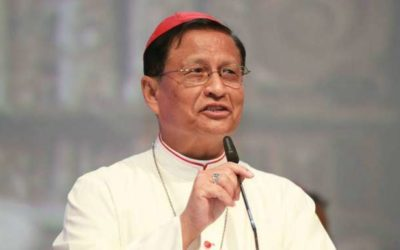 Burma's cardinal: 'The Pope will come to heal the wounds of the country'