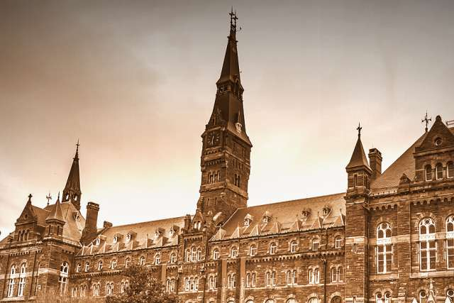 Georgetown pro-marriage group faces sanctions after students complain