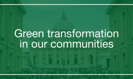 Green transformation in our communities