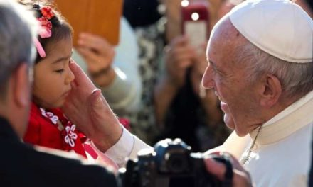 Pope Francis: You can't spread God's love from an armchair