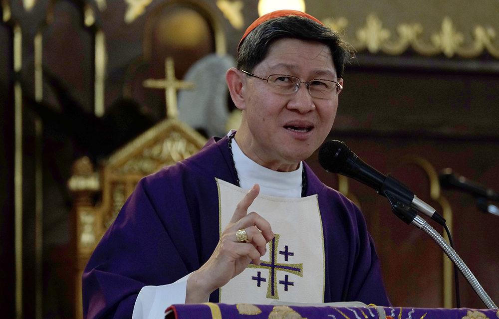 Pope on PH Church drug rehab programs: 'Way to go'