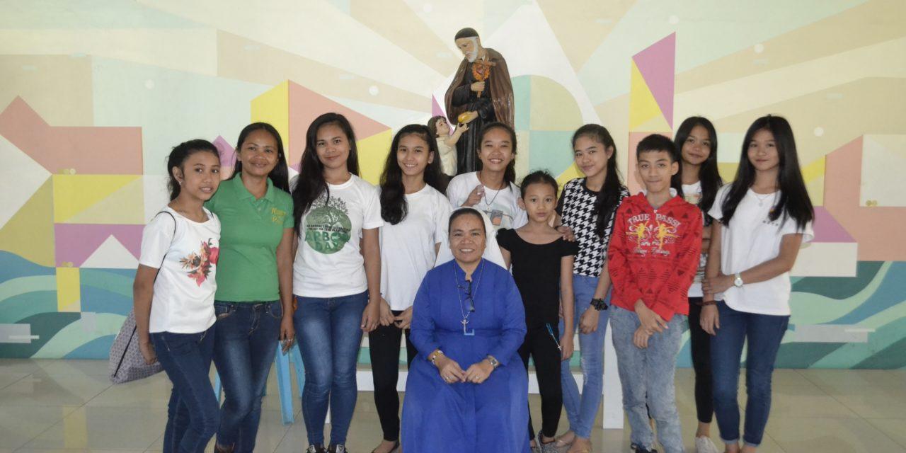 Nun runs successful 'catechist factory'