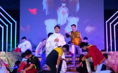 Musical brings 'joys, tears' of priesthood to center stage