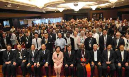 'Caught in the Net': the 24th World Congress of the Apostleship of the Sea in Taiwan