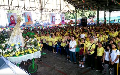 Novaliches gather 5k to end 'Year of BEC'