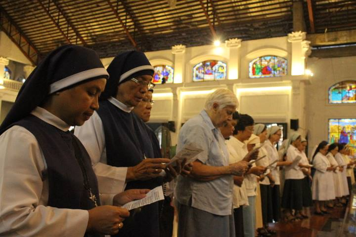 Novaliches jumpstarts 'Year of the Clergy'