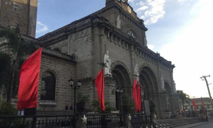 PH churches to 'go red' for persecuted Christians