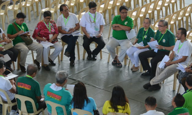 BEC initiatives don't end with 'Year of Parish'
