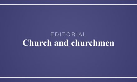 Church and churchmen