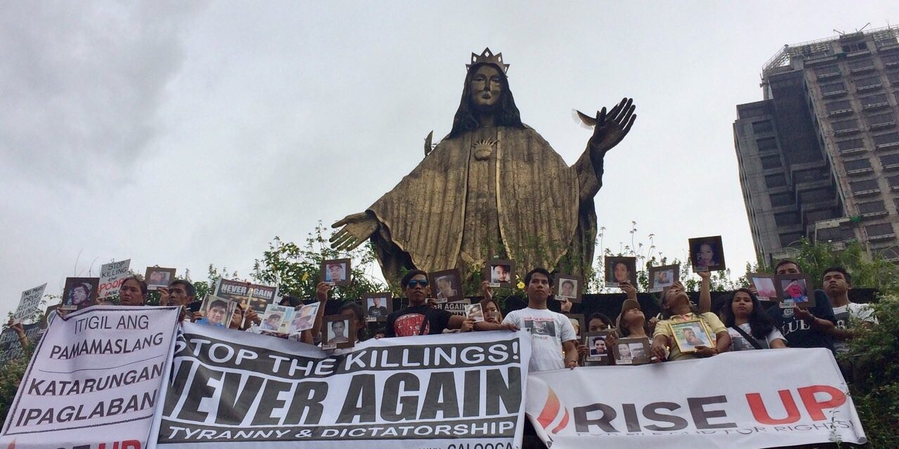 CBCP to police, military: Stop violence, uphold rule of law