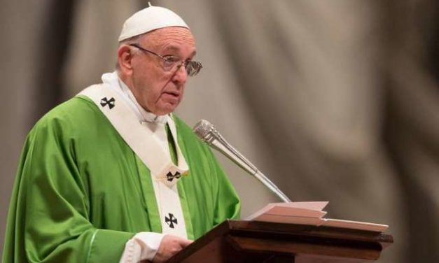 Pope Francis: the poor are our 'passport to paradise'