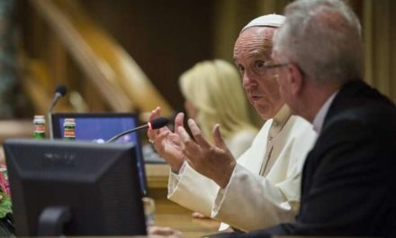 Climate change a problem we can't ignore, Pope Francis says
