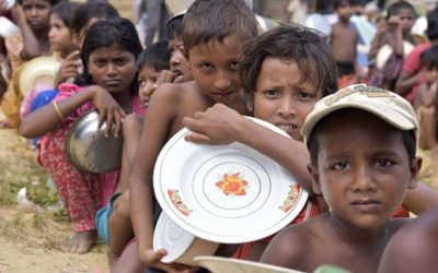 Pope's trip to Burma comes amid 'textbook example of ethnic cleansing'