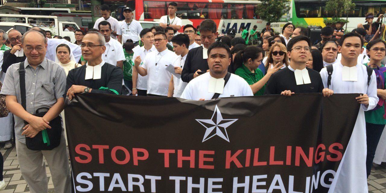 Church urges repentance over rampant killings