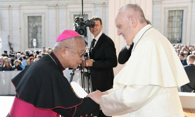 Sainthood cause of Filipino bishop pushed