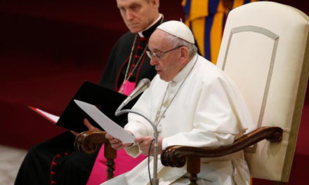 Pope concerned by U.S. move to recognize Jerusalem as Israel's capital