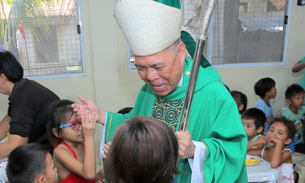 Archbishop Valles assumes post as new CBCP head