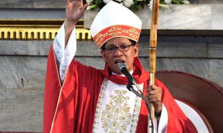 Pope picks Bishop Caermare to oversee Iligan diocese