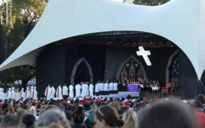 Australian Catholic Youth Festival draws tens of thousands